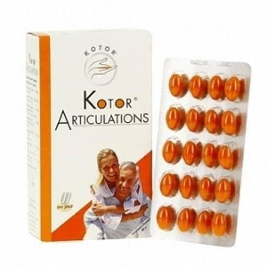 Kotor Articulations