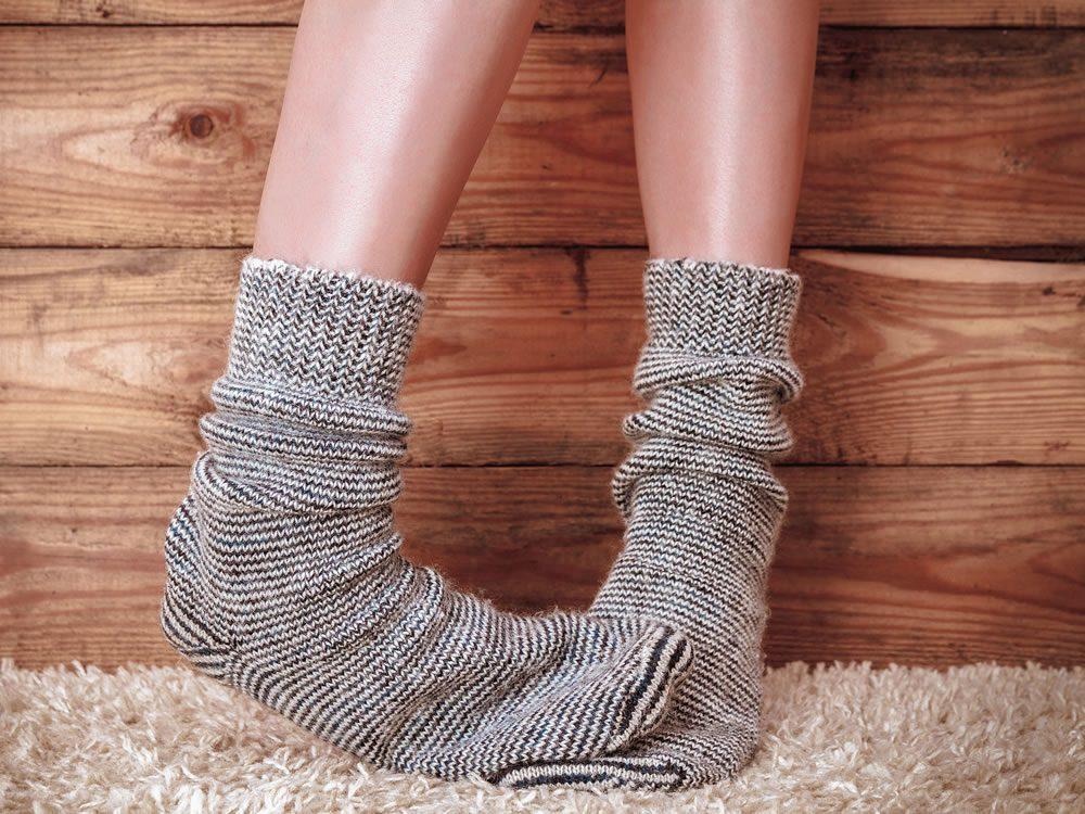 Donne e piedi freddi: che fare?