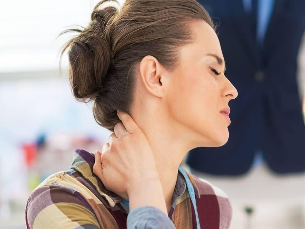 Lachnantes: torcicollo e dolori cervicali