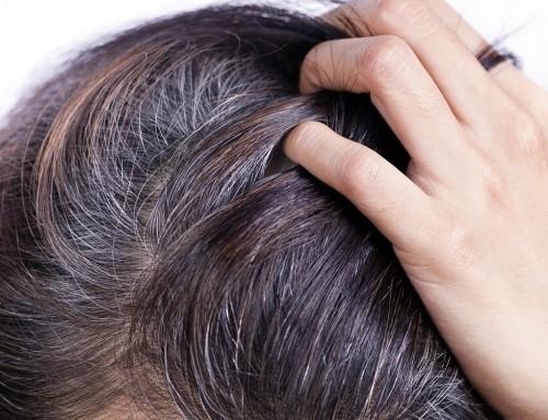 I capelli grigi non esistono