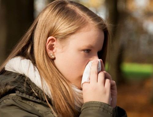 La tua allergia sarà allergica a questa tisana