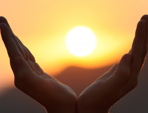 La luce del sole: una vera medicina