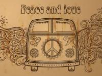 Patchouli peace & love