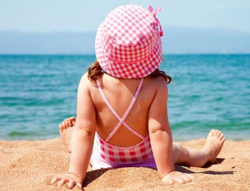 Non avere paura di abbronzarti e goditi il sole!