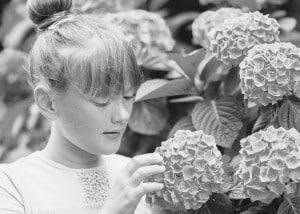 Lo straordinario giardino della signora Rosa