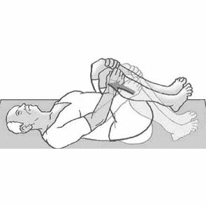 streaching lombare