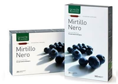 Mirtillo Nero BIO
