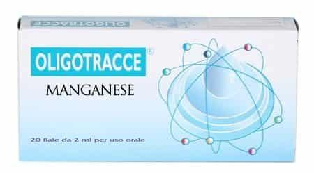 Oligotracce Manganese