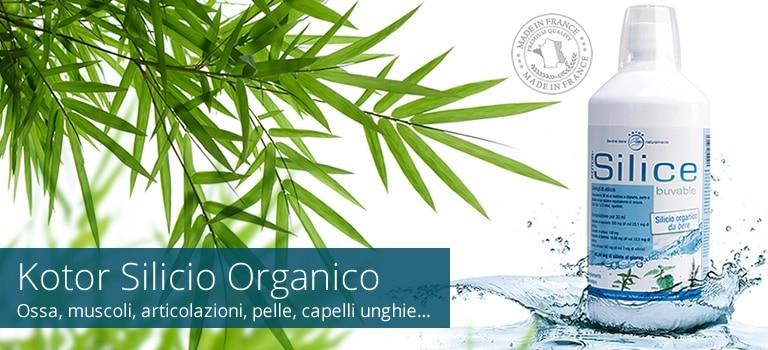 Kotor Silicio Organico bevibile