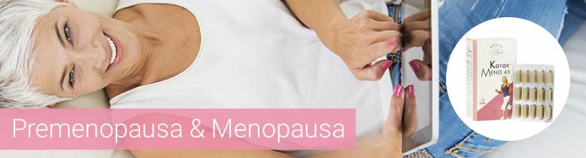 Premenopausa e Menopausa Kotor Meno 45