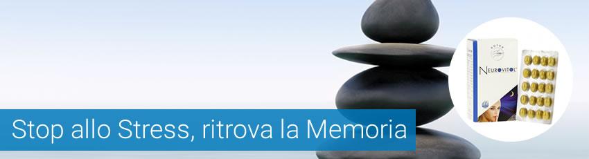Neurovitol Stress e Memoria
