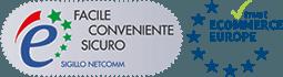 Sigillo Netcomm NatureLab sito Facile Conveniente e Sicuro